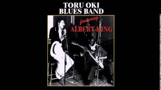 Toru Oki Blues Band featuring Albert King - Personal Manager