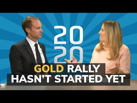 The Real Gold Price Rally Hasn't Even Started Yet, Says Analyst Who Called $1,500