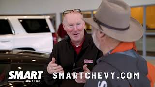 Car Buying Service That Stands the Test of Time | Smart Chevrolet Cadillac Buick GMC