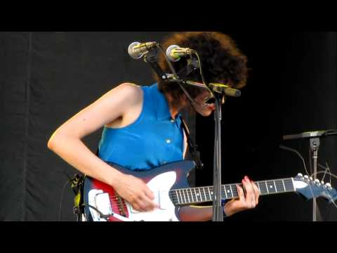St Vincent - Dig A Pony - Live @ All Points West Festival 8/1/09 in HD