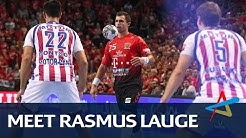 Inside the game | Meet Rasmus Lauge | VELUX EHF Champions League 2019/20