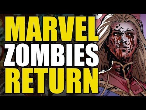 Marvel Zombies Resurrection: Marvel Zombies Return | Comics Explained