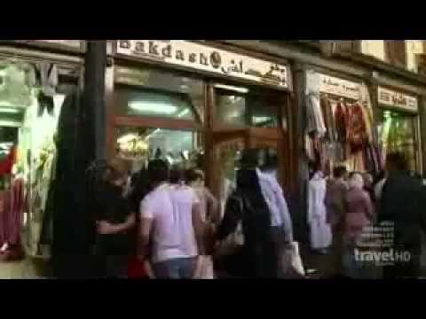 BIZARRE FOODS IN SYRIA with Andrew Zimmern (Part 1/3)