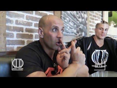Interview Jamcoredz Part 1 By Double Dragon Workout (Possible Sans Stéroïdes?)