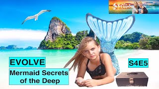 Mermaid Secrets of The Deep ~ S4E5 ~ EVOLVE ~ A new short movie made for A Youtube Channel