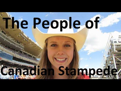 Calgary Stampede People