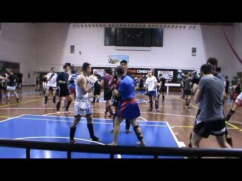 Giorgio Petrosyan Stage di Muay Thai e k 1 Rules a San Marino Fight Club Fano
