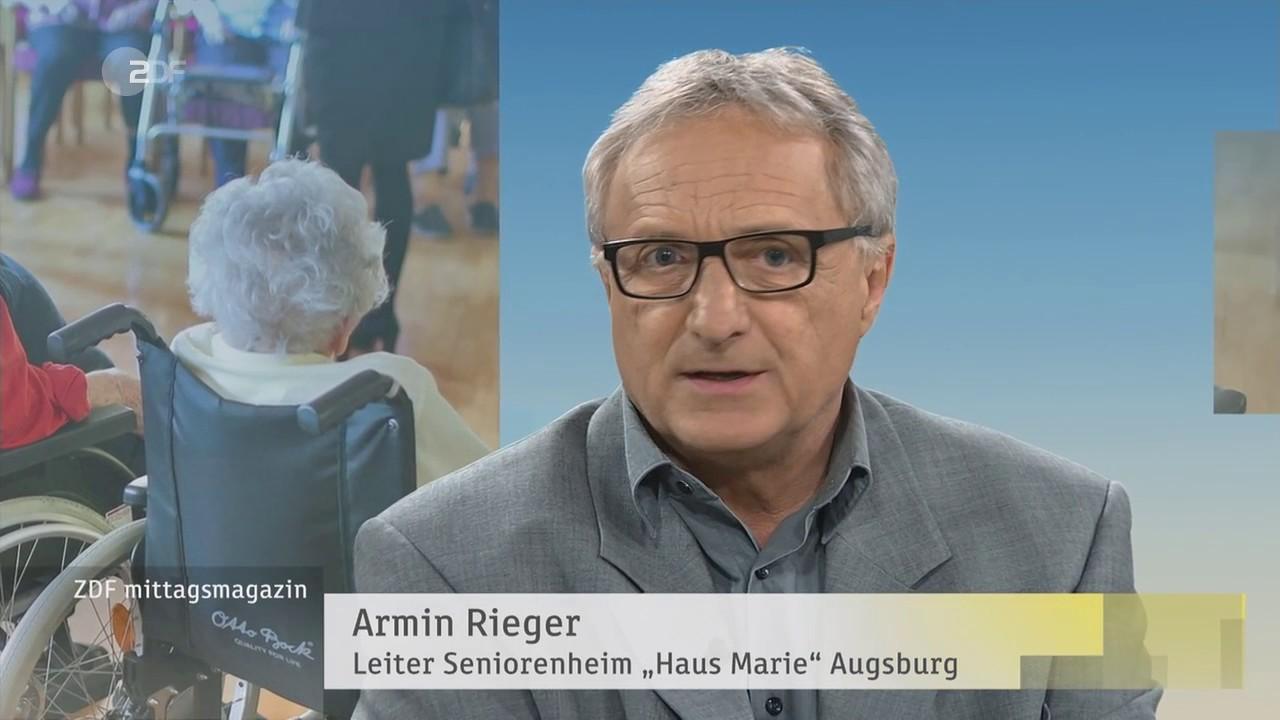 Horrorheime In Deutschland Talk Mit Armin Rieger 24042017 Zdf