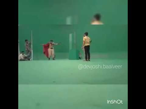 Baal Veer show the Real Acting from Dev joshi
