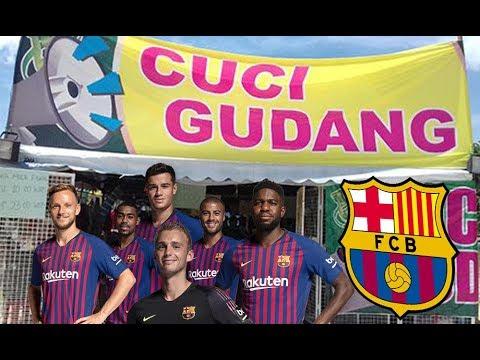 Hancur di Liga Champions, Barcelona Siap Cuci Gudang