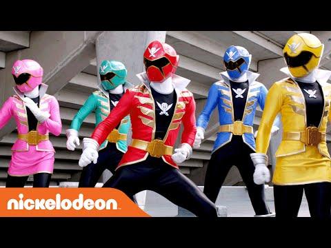 Power Rangers Super Megaforce   Official Theme Song   Nick