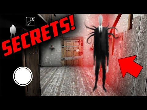 NEW Hidden SECRETS in Granny Horror Game... (Granny Mobile Horror Game New Secrets)
