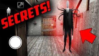 NEW Hidden SECRETS in Granny Horror Game... (Granny Mobile Horror Game New Secrets)