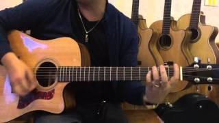 Yếu Đuối - Guitar Tiến Nguyễn