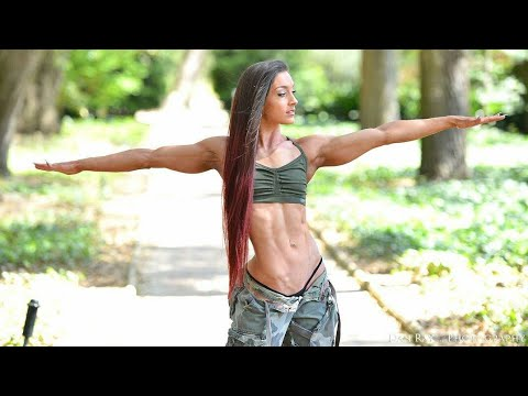 Abs | IFBBPRO, FEMALE BODYBUILDING Gym WORKOUT MOTIVATION