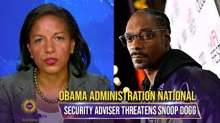 Download Fmr National Security Adviser Susan Rice Threatens Snoop Dogg's Life On Twitter Mp3 and Videos
