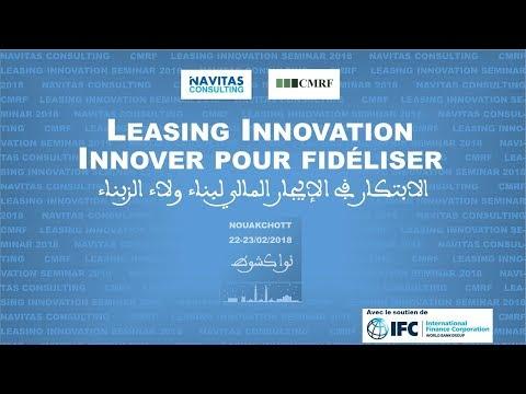 Leasing Innovation Nouakchott 2018   NAVITAS CONSULTING