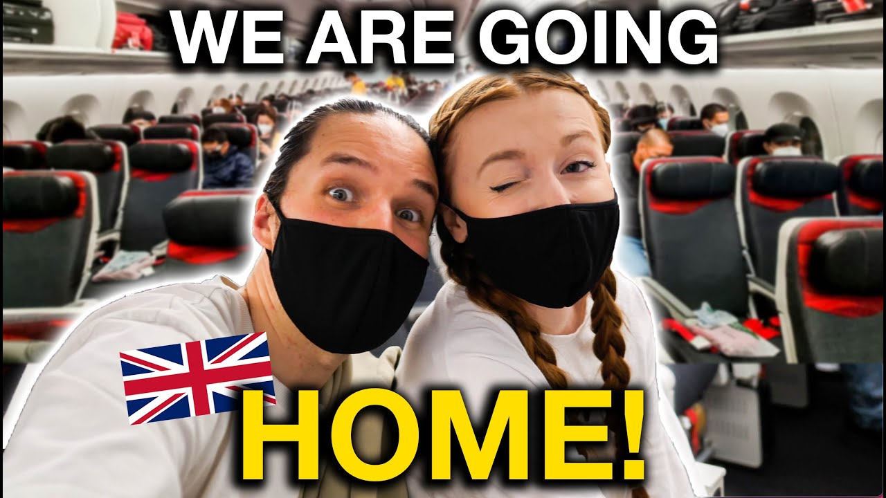 Download Flying MANILA to LONDON! Leaving The Philippines