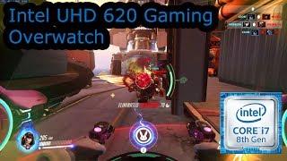 Intel Uhd Graphics 620 Overwatch