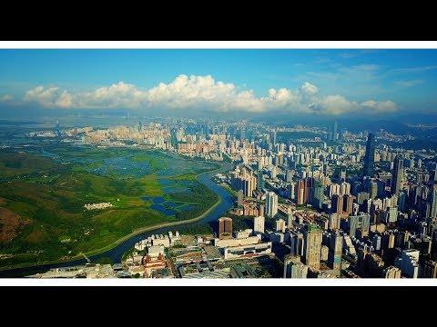 Droneland 2018 - Over The Shenzhen Border