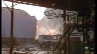 21 december 1985 Olie Explosie Napels