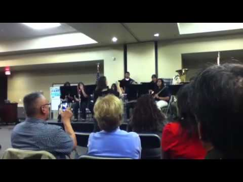 John muir middle school band spring 2011