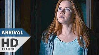 ARRIVAL Trailer (2016) Amy Adams, Jeremy Renner Sci-Fi Movie