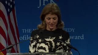 2019 JFK Profile in Courage Award Ceremony honoring Speaker Nancy Pelosi