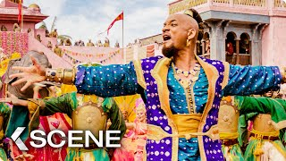 Dschinni Singt Den Prince Ali Song Szene   ALADD N 2019