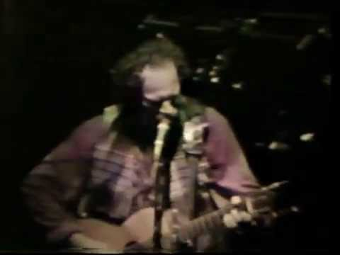 Jethro Tull - Part Of The Machine, Live In Mountain View 1988