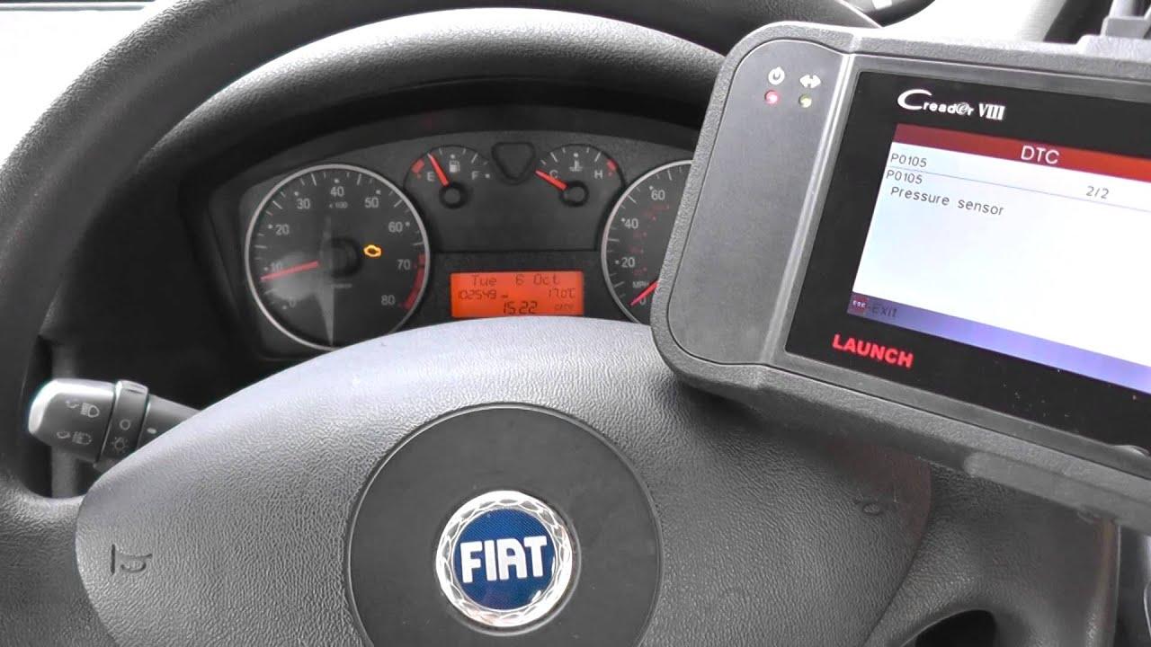 How To Turn Off Fiat Engine Warning Symbol Youtube Piping Instrumentation Diagram Symbols