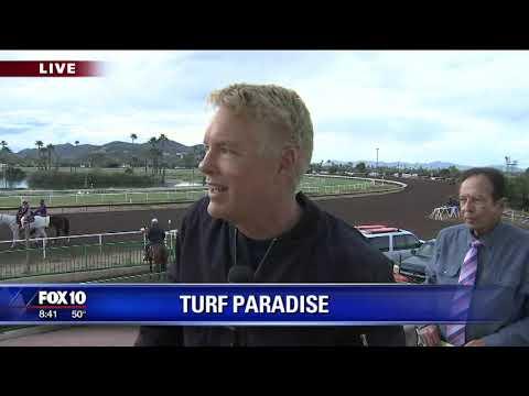 Cory's Corner: Turf Paradise