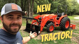We Got a NEW Tractor at the PERFECT Time!