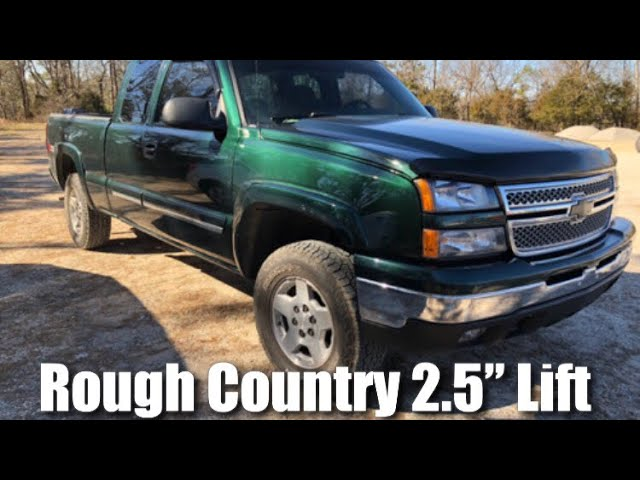 "Chevy Silverado Sierra 1500 2/"" Front 1/"" Rear Full Lift Leveling Kit 07"