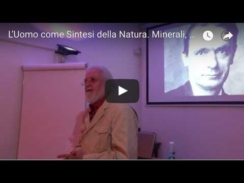 L'Uomo come Sintesi della Natura. Minerali, Vegetali, Animali alla luce dell'insegnamento di Steiner