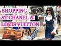 New York Luxury Vlog - Shopping at Chanel, Louis Vuitton & Gucci
