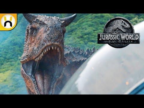 Download Youtube: Jurassic World Fallen Kingdom Official Trailer BREAKDOWN & Analysis