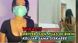 VIRAL!! VIDIO DRIVER OJOL DI BIKIN TEGANG SAMA SISKAEEE