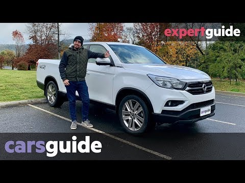 SsangYong Musso XLV 2019 review