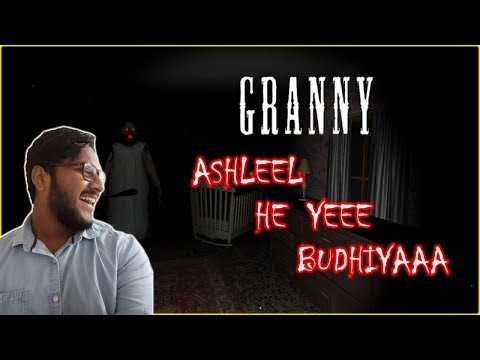 GRANNY NE DAUDA LIYA BHAAAG???????? || FUNNY MOMENT OF GRANNY THE HORROR GAME || UNEXPECTED ENDING