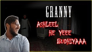 GRANNY NE DAUDA LIYA BHAAAG🤣😂    FUNNY MOMENT OF GRANNY THE HORROR GAME    UNEXPECTED ENDING
