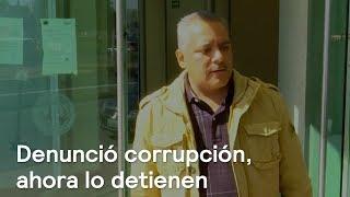 Detienen a ciudadano que denunció corrupción en Hidalgo - En Punto con Denise Maerker