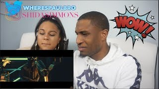 AMERICAN UK RAP DRILL REACTION | Digga D - Mad About Bars w/ Kenny Allstar (SURF Reaction)