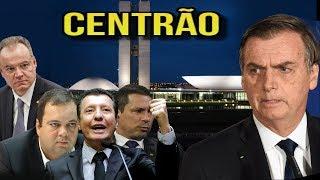 OS NOMES DO CENTRÃO