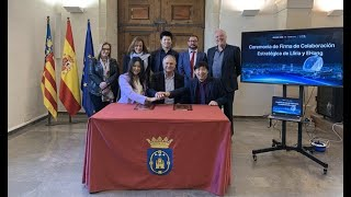 EHang Partners with Llíria of Spain to Expand UAM Pilot City Initiative in Europe