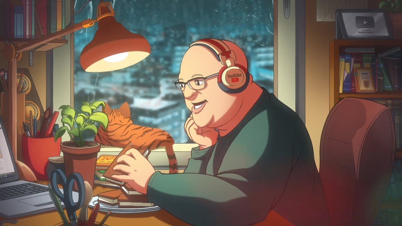 lofi youtube anche io radio - beats to eat/chill to
