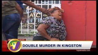 TVJ News: Double Murder in Kingston