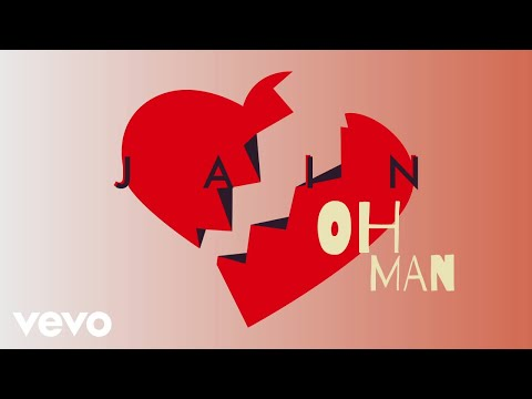 Jain - Oh Man (Lyrics Video)