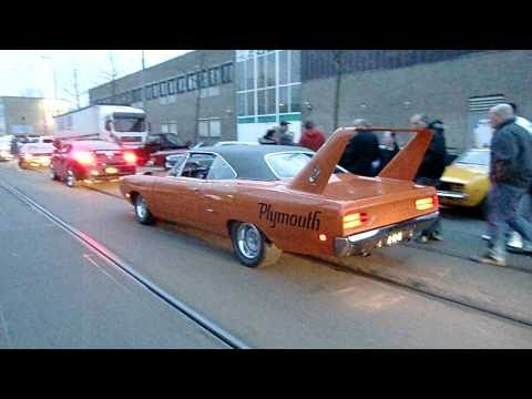 1969 Dodge Charger Daytona And 1970 Plymouth Superbird.