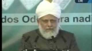 Проповедь Хазрата Мирзы Масрура Ахмада, (02-04-10) часть 2